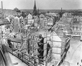 Chemnitz 1945 – der fünfte März