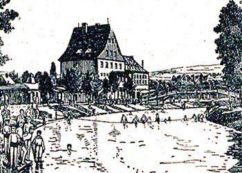 Das Flußbad Altchemnitz