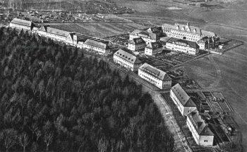 Die bis 1930 fertigstellten Häuser