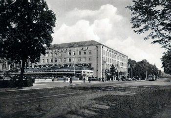 Ansicht um 1941