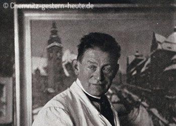 Alfred Kunze – Maler und Chronist der Chemnitzer Landschaft