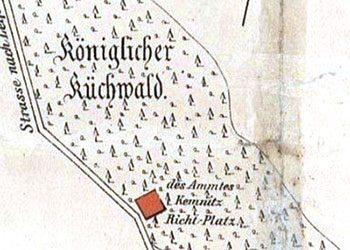 Der Küchwald mit seinem Festplatz