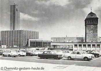 Der Rote Turm