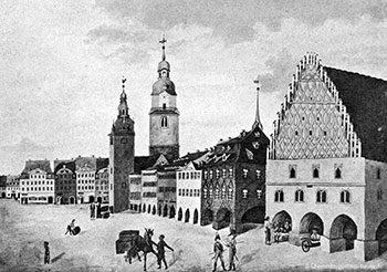 Chemnitz um 1800