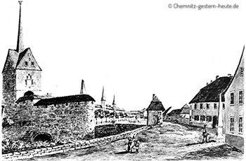 Chemnitzer Tore von einst