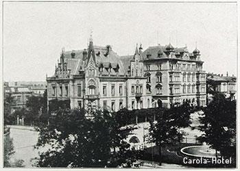 Carola-Hotel Chemnitz