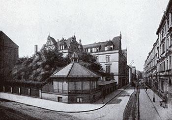 Kaufmännisches Vereinshaus Chemnitz