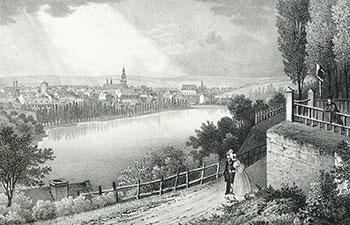 Eine Wanderung um Chemnitz 1885
