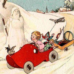 1918 – Weihnachten vor 100 Jahren