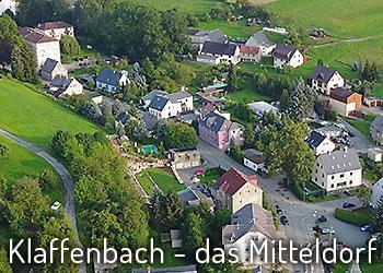 Klaffenbach – das Mitteldorf