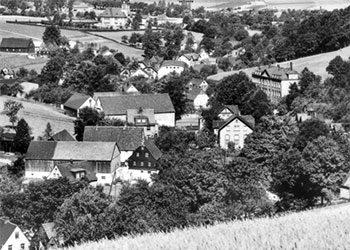 Das Klaffenbacher Mitteldorf im Vergleich