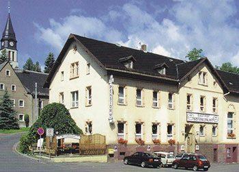Krystallpalast – Kulturhaus Klaffenbach