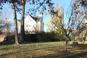 Herbst am Wasserschloss