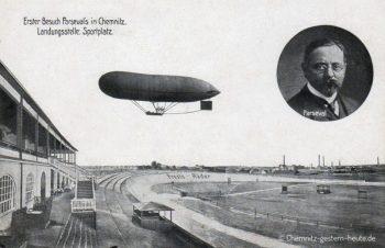 Parsevaltag in Chemnitz 1910