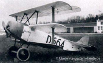 Sachsen-Rundflug 1925