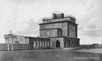 1926 – Der Chemnitzer Flughafen wird eröffnet