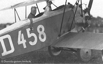 1924 – Der große Flugsonntag in Chemnitz