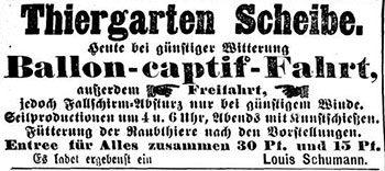 Mehr Schein als Sein – Josef Brunner 1891 in Chemnitz