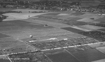 Der Notwendigkeit eines Flughafens – 1924
