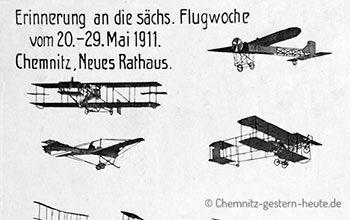 Sachsenwoche 1911