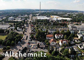 Rundblick über Altchemnitz