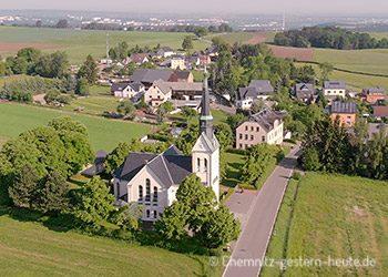 Eibenberg aus der Luft gesehen