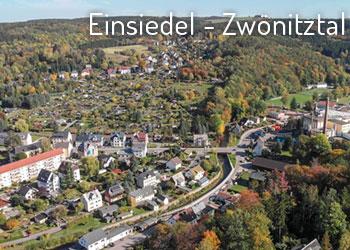 Einsiedel im Zwönitztal