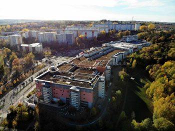 Chemnitz – an der Sagorskistraße