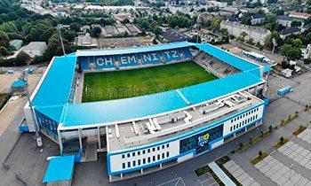 Chemnitz – an der Zietenstrasse