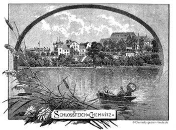 Schlossteichanlagen – ein historischer Rückblick