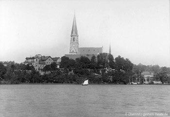 Die Schlossteichanlagen 1899 – ein Stimmungsbild