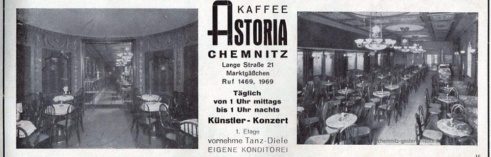 Annonce aus dem Erzgebirgsverkehr 1931