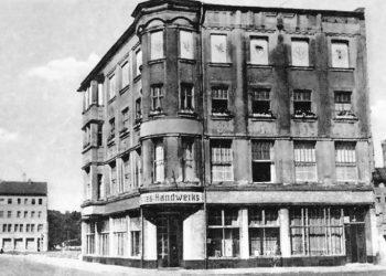 Das Haus des Handwerks um 1953