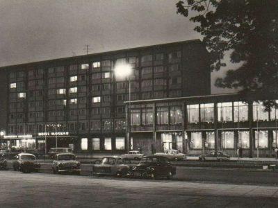 Nachtaufnahme um 1964