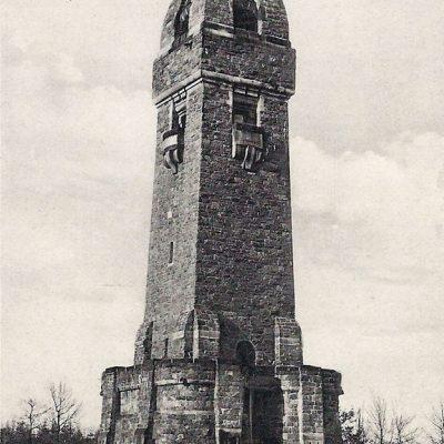 Der Turm Ende der 20er Jahre