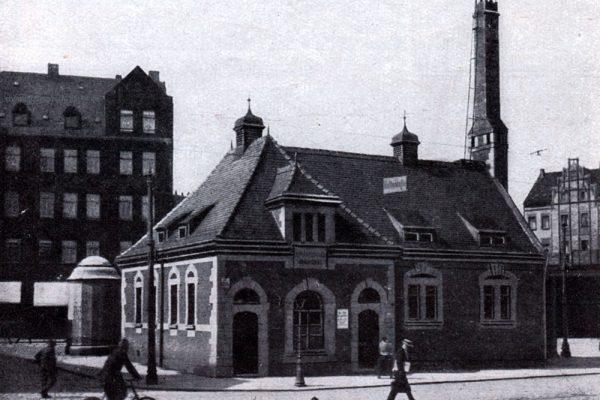 Ansicht um 1931