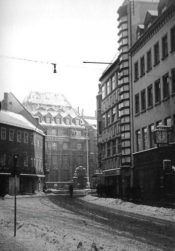 Blickrichtung Johannisplatz