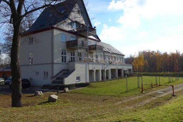2015 nach der Rekonstruktion als Wohnhaus