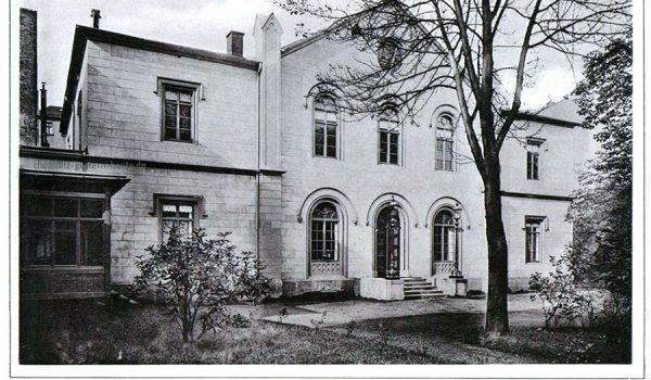 Logenhaus Brauhausstraße 14