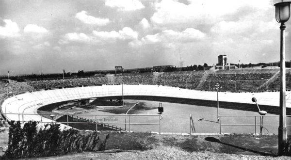 Die Bahn um 1962
