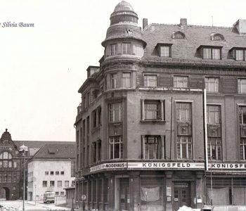 Kurz vor dem Abriss 1968