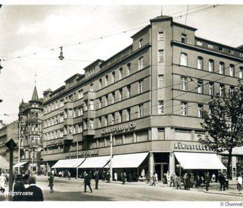 Der zweckmäßige Bau ab 1926