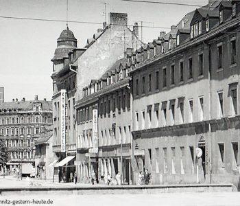ehemalige Gartenstraße