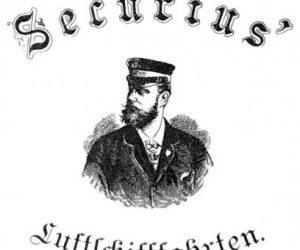 Auffahrt Carl Securius vom Elysium