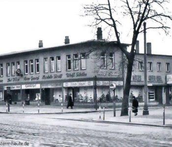Provisorium Königstraße