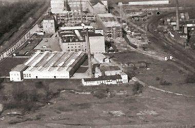 Luftbild um 1928