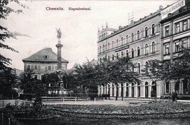 CGH-Theaterstr-und-Siegesdenkmal-2-1907
