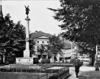 CGH-Theaterstrasse-vor-1940