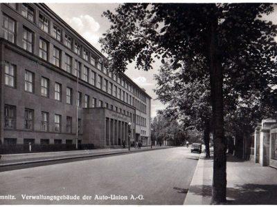 Hauptverwaltung um 1937