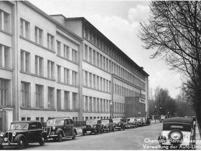 Hauptverwaltung um 1940